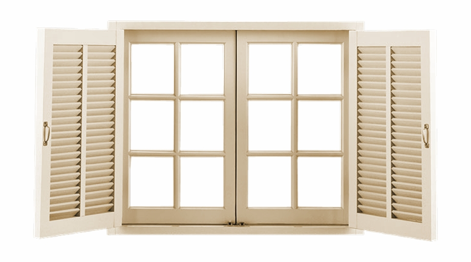 Wooden window shutter clipart clipart transparent stock Open Window Png - Window With Shutters Png Free PNG Images ... clipart transparent stock