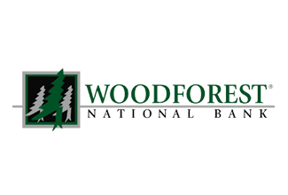 Woodforest bank logo clipart graphic black and white stock nCino graphic black and white stock