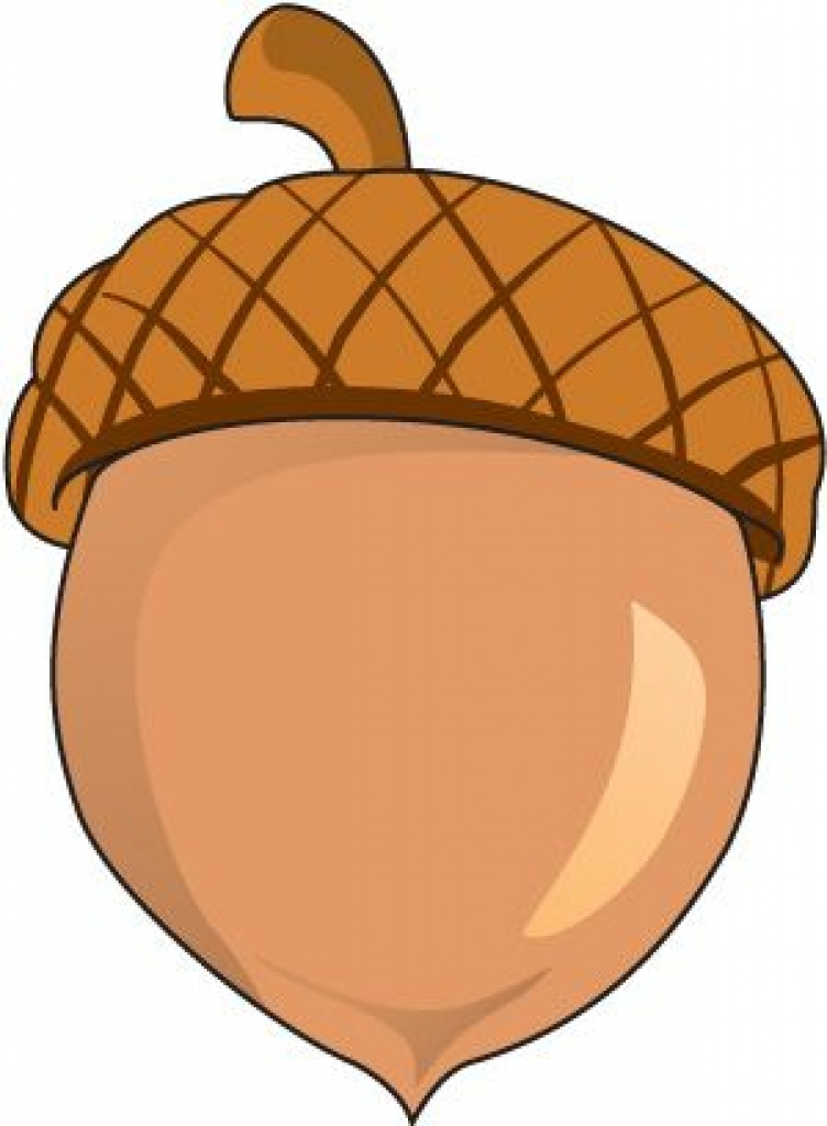 Woodland acorn clipart vector royalty free download Collection of Acorn clipart | Free download best Acorn ... vector royalty free download