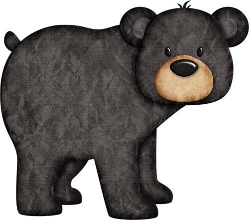Woodland animal bear clipart image free stock Free Bears Animal Cliparts, Download Free Clip Art, Free ... image free stock