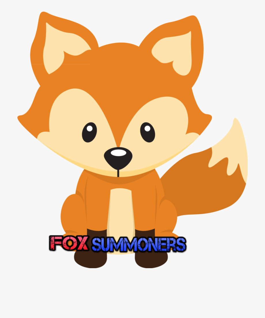 Transparent free baby fox clipart svg transparent library Summoners War Png - Woodland Animals Clip Art Baby Shower ... svg transparent library
