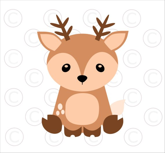 Woodland deer clipart picture free Woodland deer clipart » Clipart Station picture free