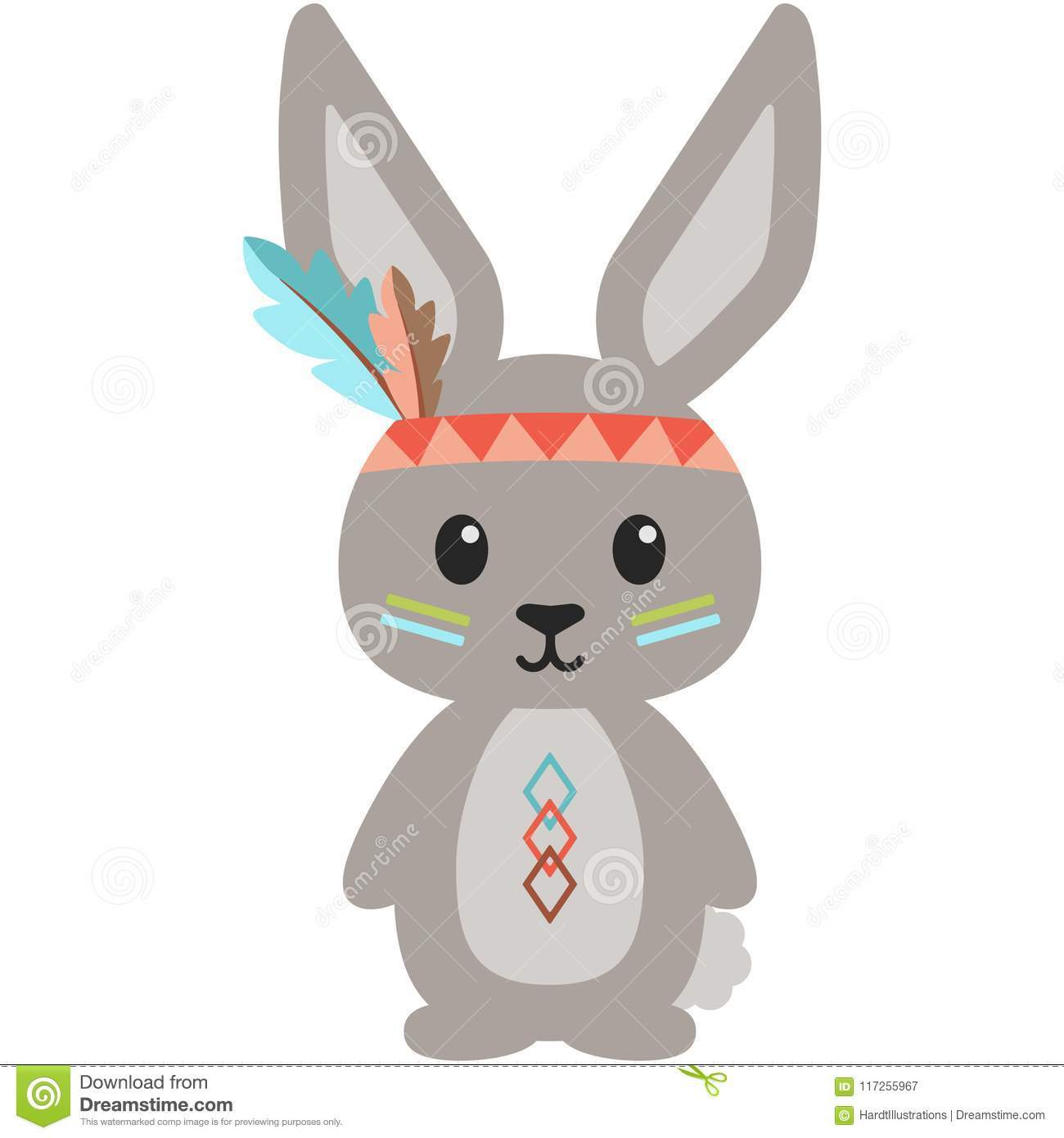 Woodland bunny clipart svg freeuse download Woodland bunny clipart 7 » Clipart Portal svg freeuse download