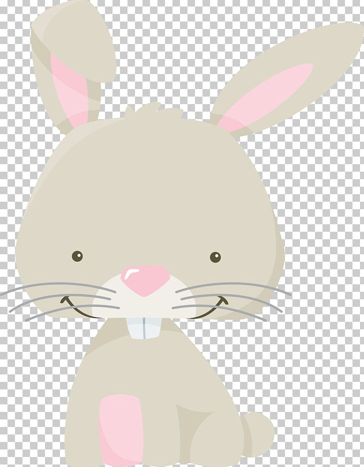 Woodland bunny clipart graphic freeuse library Domestic Rabbit Easter Bunny Hare Whiskers PNG, Clipart, Cat ... graphic freeuse library