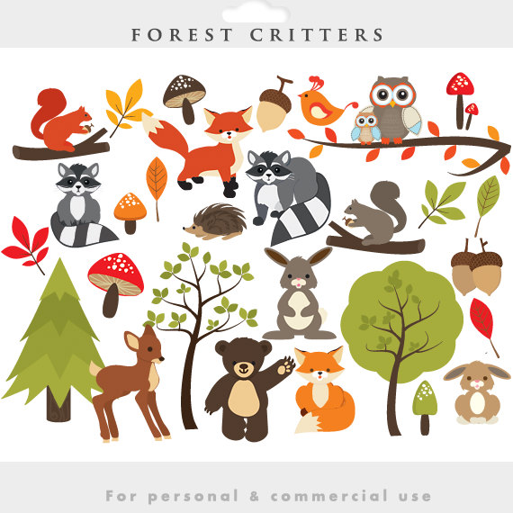 Woodland theme clipart graphic royalty free stock Free Woodland Cliparts, Download Free Clip Art, Free Clip ... graphic royalty free stock