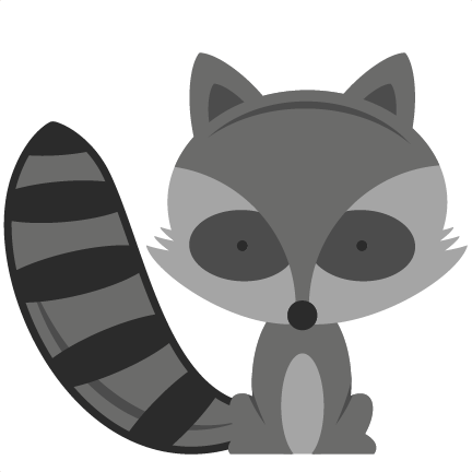 Woodland free raccoon clipart clip royalty free download Raccoon SVG cutting files for scrapbooking raccoon svg cut ... clip royalty free download