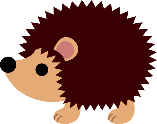Woodland hedgehog clipart banner download hedgehog silhouettes free | Cute Hedgehog Clip Art | Stampin ... banner download