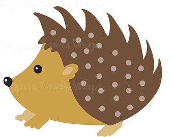 Woodland hedgehog clipart image freeuse download Hedgehog clipart woodland pencil and in color hedgehog ... image freeuse download
