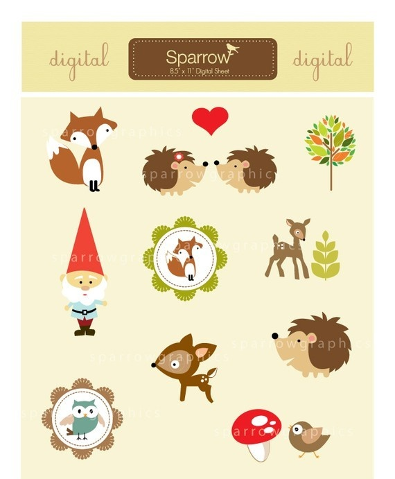 Woodland theme clipart image freeuse download Free Woodland Cliparts, Download Free Clip Art, Free Clip ... image freeuse download