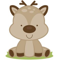 Woodland themed baby shower clipart image freeuse stock Baby Woodland Animals Clipart | Free download best Baby ... image freeuse stock