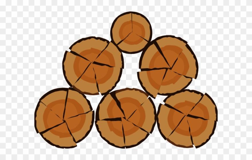 Woodpile clipart image royalty free Wood Pile Cliparts - Wood Pile Clip Art - Png Download ... image royalty free