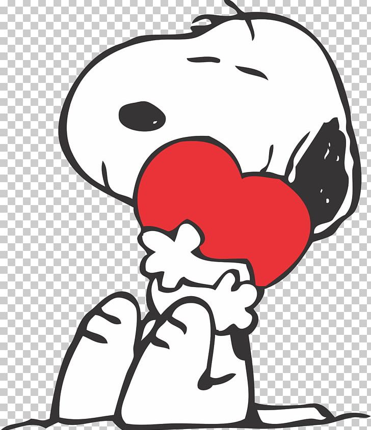 Woodstock clipart valentines picture black and white library Snoopy Charlie Brown Woodstock Valentine\'s Day Peanuts PNG ... picture black and white library