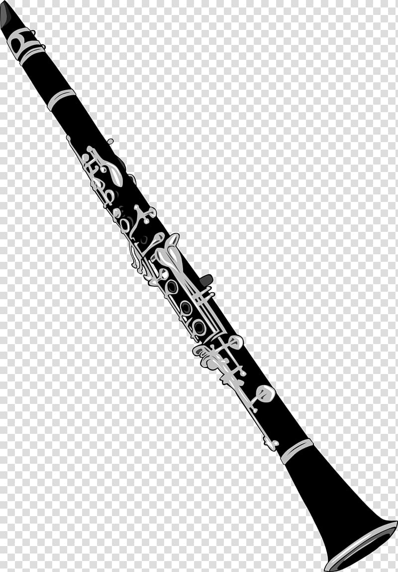 Woodwind clipart banner free Bass clarinet Musical Instruments , trumpet and saxophone ... banner free