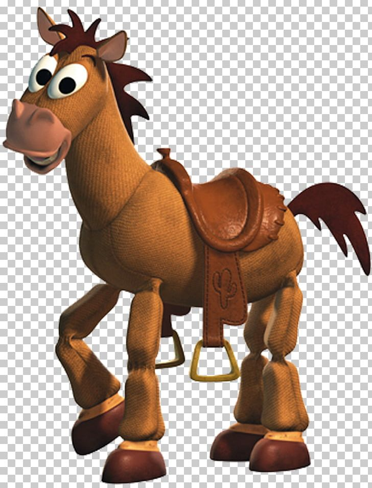 Woody horse clipart