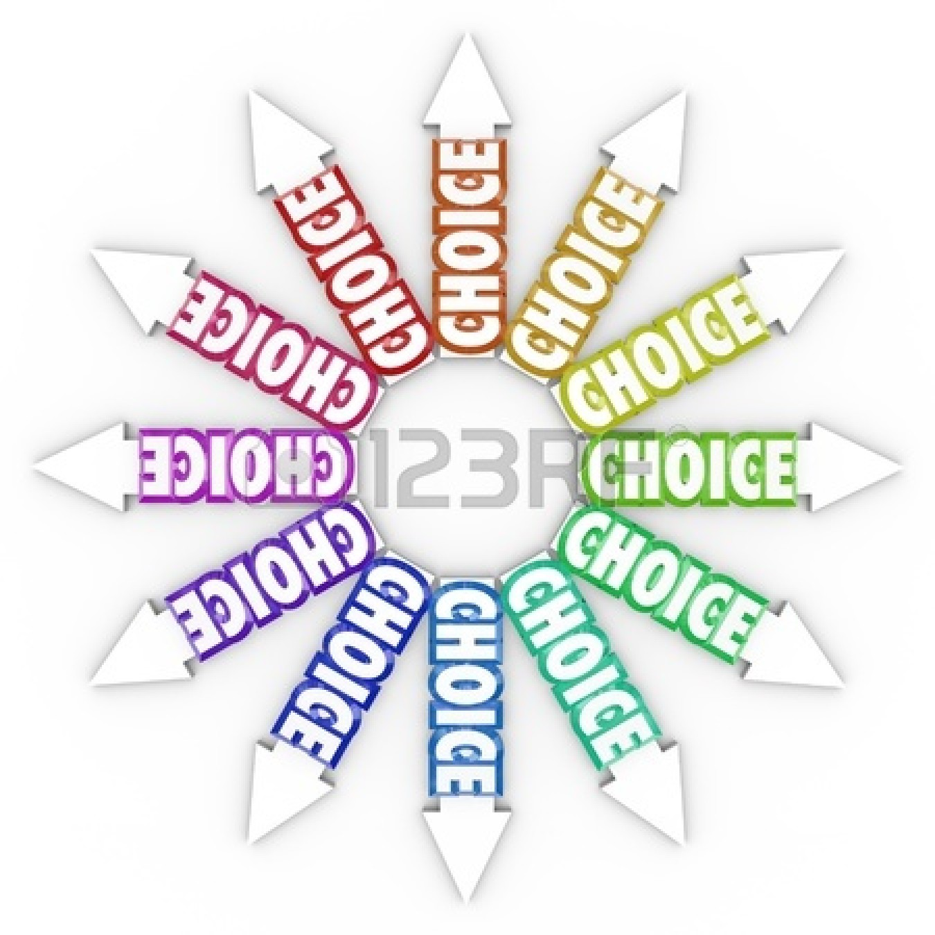 Wor choice clipart banner black and white stock Stock Photo - The word Choice | Clipart Panda - Free Clipart ... banner black and white stock
