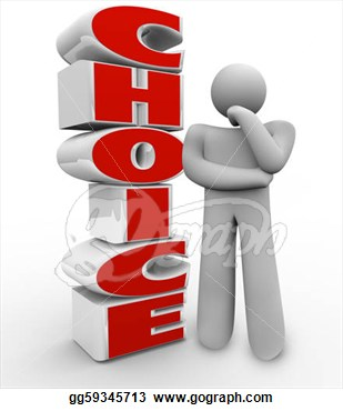 Wor choice clipart stock the word Choice wondering | Clipart Panda - Free Clipart Images stock