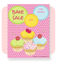 Words bake sale clipart vector library More Microsoft Word Templates | Bake Sale Flyers – Free ... vector library
