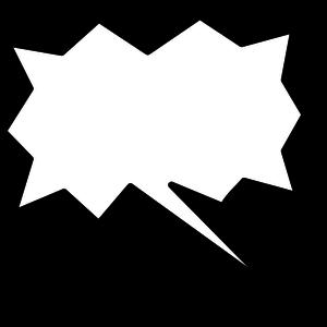 Word balloon clipart banner royalty free library 460 free clip art speech bubble | Public domain vectors banner royalty free library