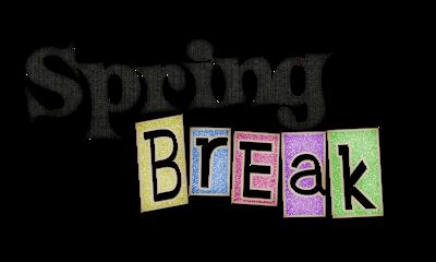 Word break clipart clipart transparent 6 unique close to home spring break spots clip art ... clipart transparent