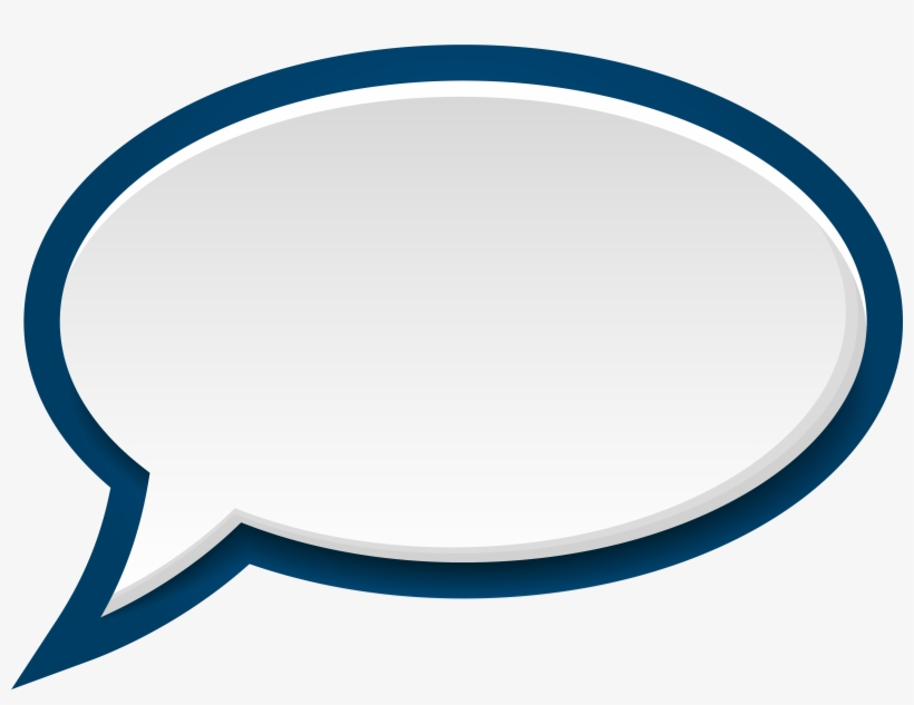 Word bubble clipart png