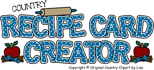 Word clipart creator clip free Word Recipe Card Template. word recipe template help find and ... clip free