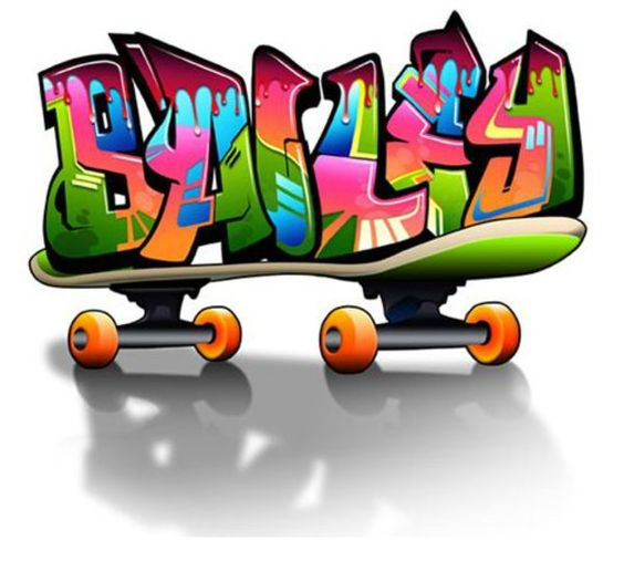 Word clipart creator jpg library stock 17 Best images about Artlessons Graffiti | How to draw, The words ... jpg library stock