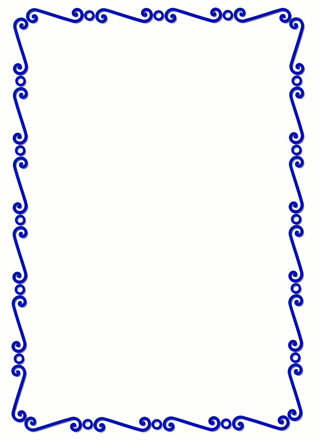 Word doc clipart vector royalty free Doc.#564797: Doc15001125 Certificate Border Templates For Word ... vector royalty free