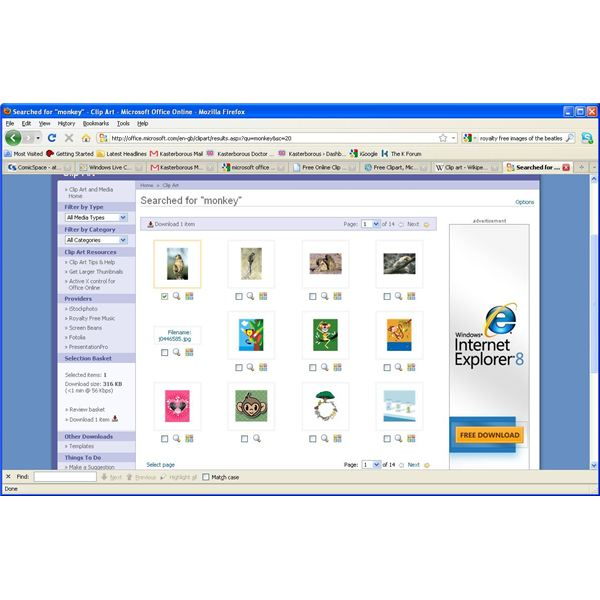 Word doc clipart picture freeuse library Microsoft Clipart Gallery Free Download & Microsoft Gallery ... picture freeuse library