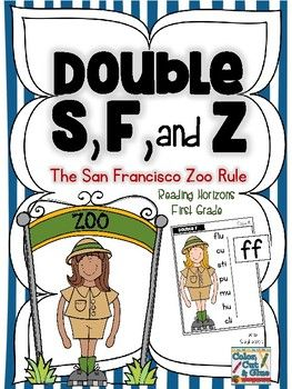 Word ends in f l s or z clipart clip freeuse San Francisco Zoo Word Slide | Reading Horizons | Reading ... clip freeuse