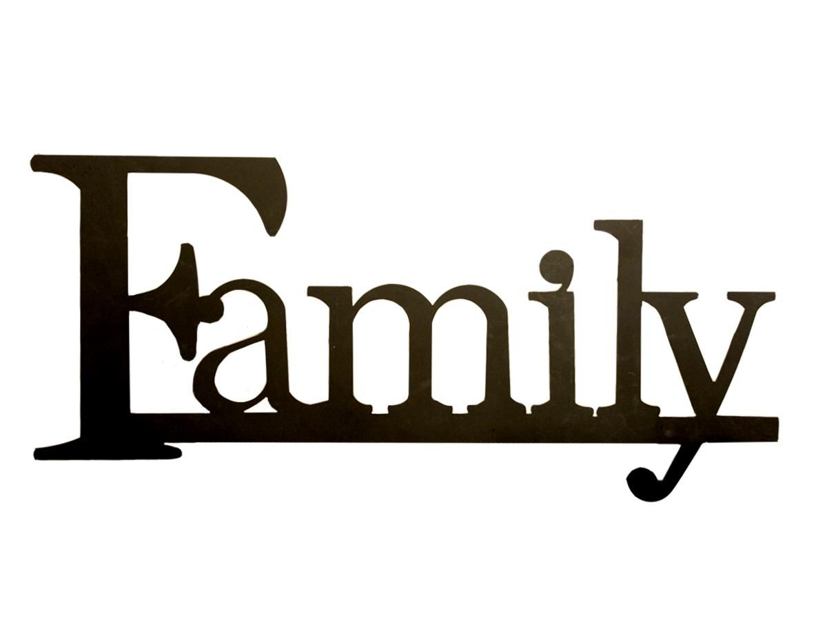 Word family clipart png freeuse library All Word Family Clipart | Die Cuts | Family clipart, Family ... png freeuse library