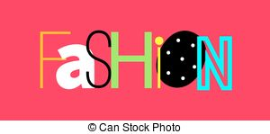 Word fashion clipart png black and white stock Vector word fashion. Word fashion typed different colorful ... png black and white stock