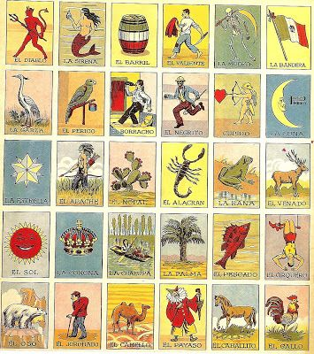 Word loteria clipart picture freeuse Loteria , Spanish word for Lottery, is a game of chance in ... picture freeuse