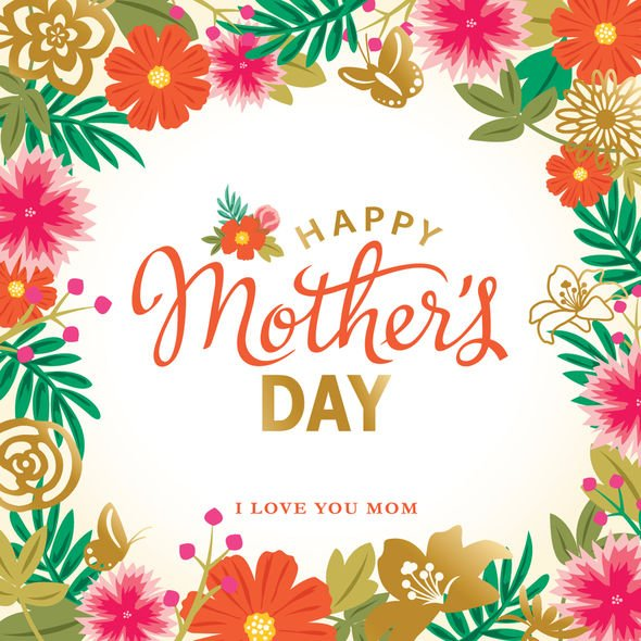 Word mom bold big clipart graphic free download Mother\'s Day 2019 WhatsApp wishes, greetings and messages to ... graphic free download