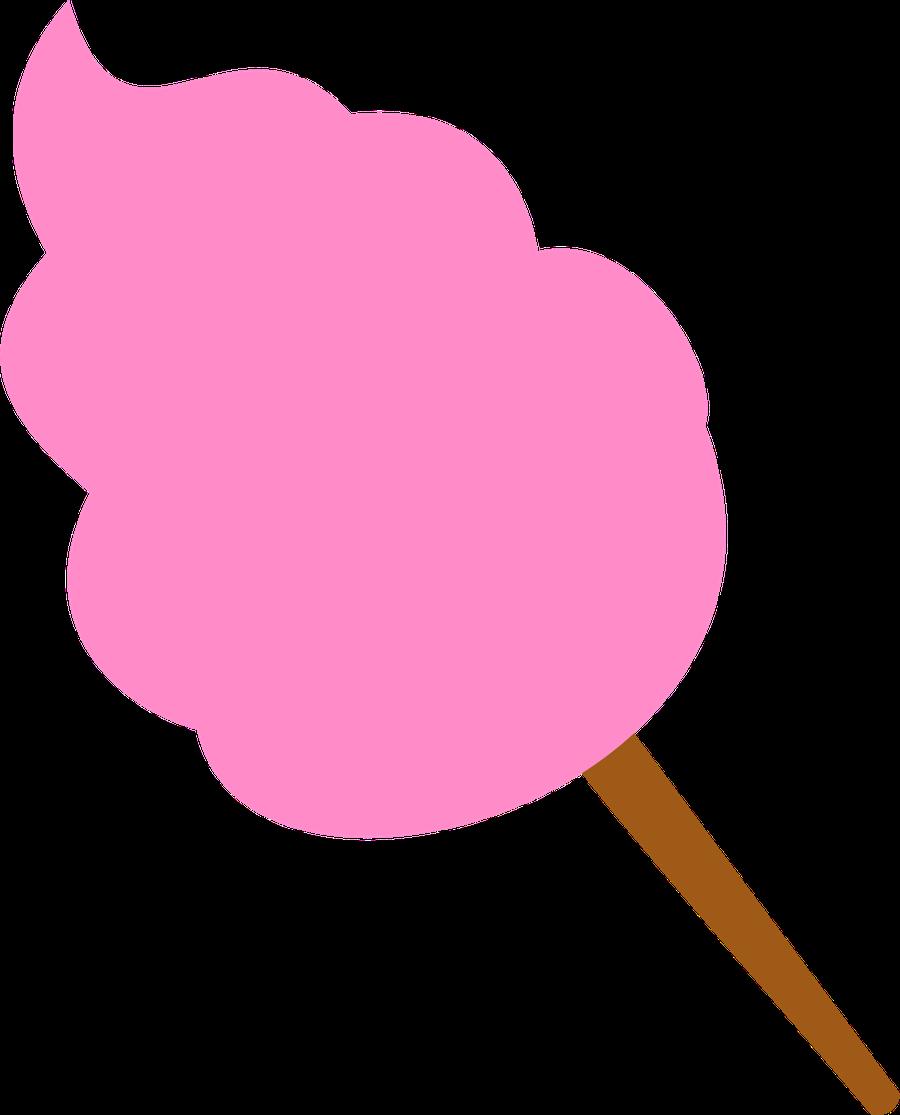 Cotton candy clipart free jpg transparent download Cute clipart cotton candy circo minus - Clipartix jpg transparent download