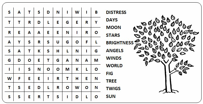 Word search clip art clip free library OFFICE FOR LITURGY - Ordinary 33B clip free library