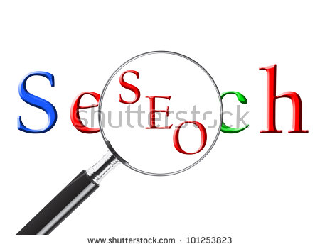Word search clip art png free stock Magnifying Glass Over The Word Search Revealing Seo Or Search ... png free stock