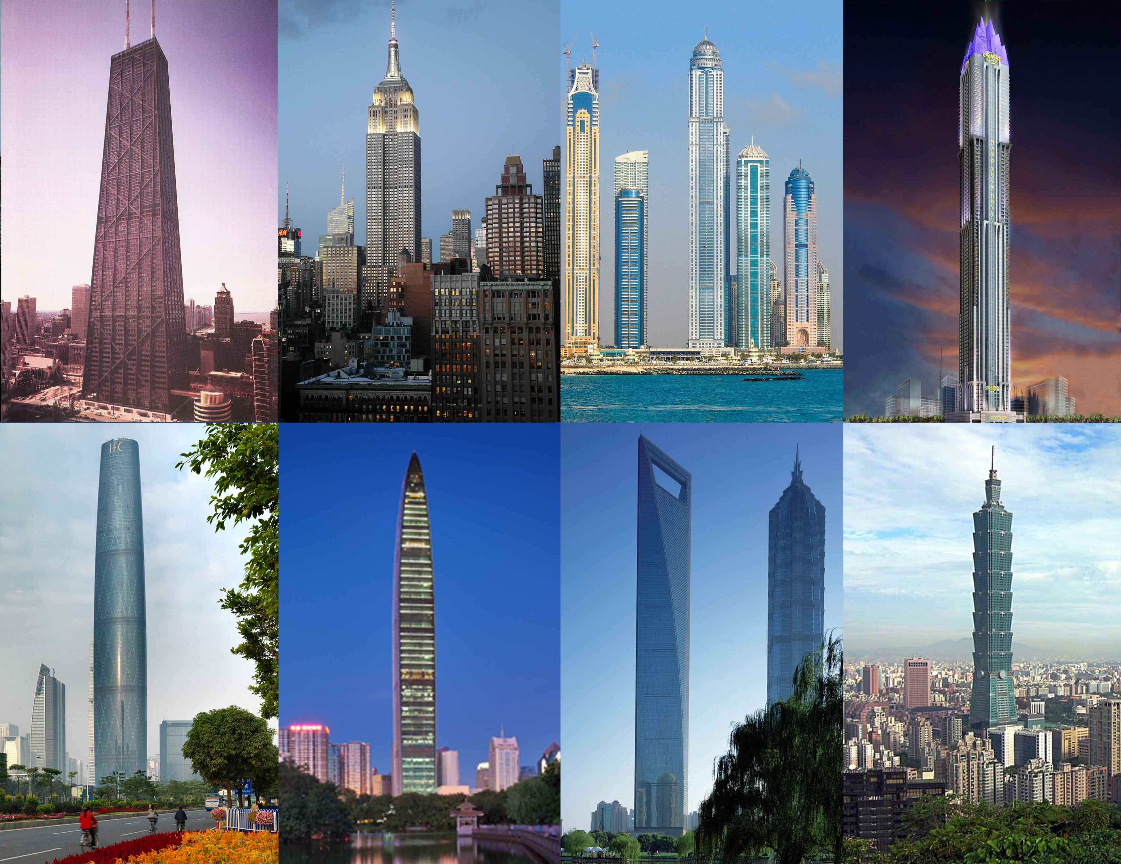 Word skyscrapers clipart graphic free download TEN TOPS - THE SKYSCRAPER MUSEUM graphic free download