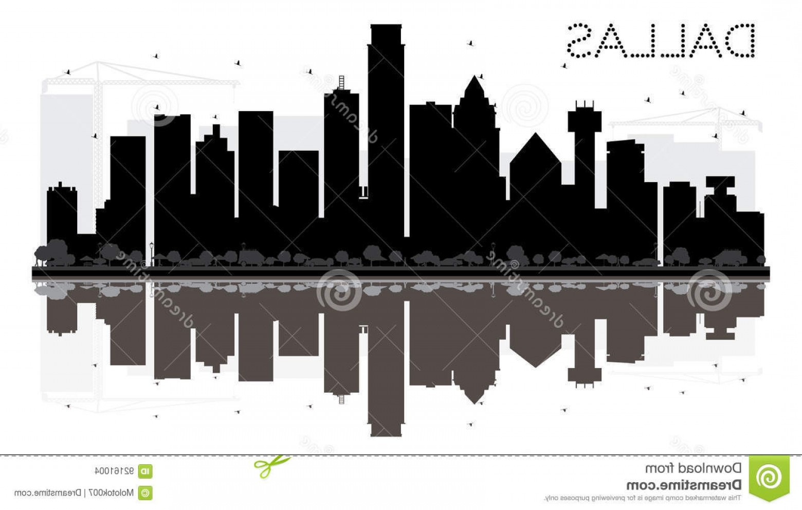 Word texas clipart silhouette banner royalty free Vector Dallas Tx | SOIDERGI banner royalty free