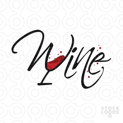 Word vino clipart vector black and white download vino, wine, vin, wein, 酒, ワイン, vinum, вино, יין, vinho ... vector black and white download