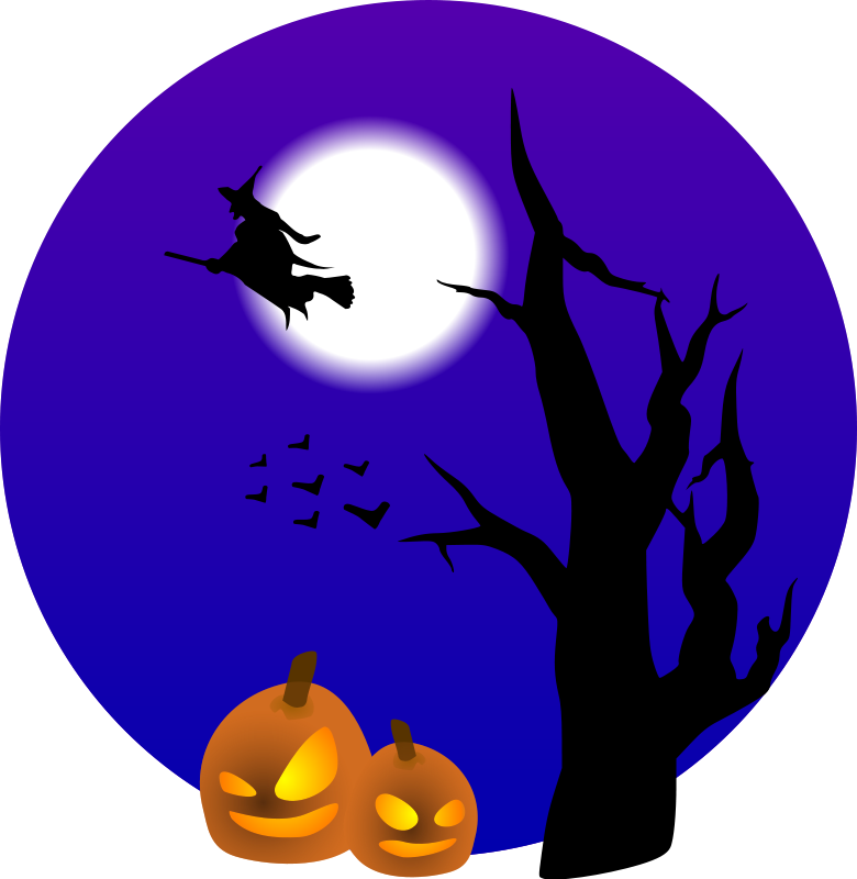 Words for have a spooky halloween clipart clipart black and white Halloween night | congratulations | Pinterest | Halloween vocabulary ... clipart black and white