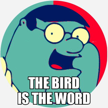 Words so funny clipart clipart library What Does bird is the word Mean? | Pop Culture by Dictionary.com clipart library