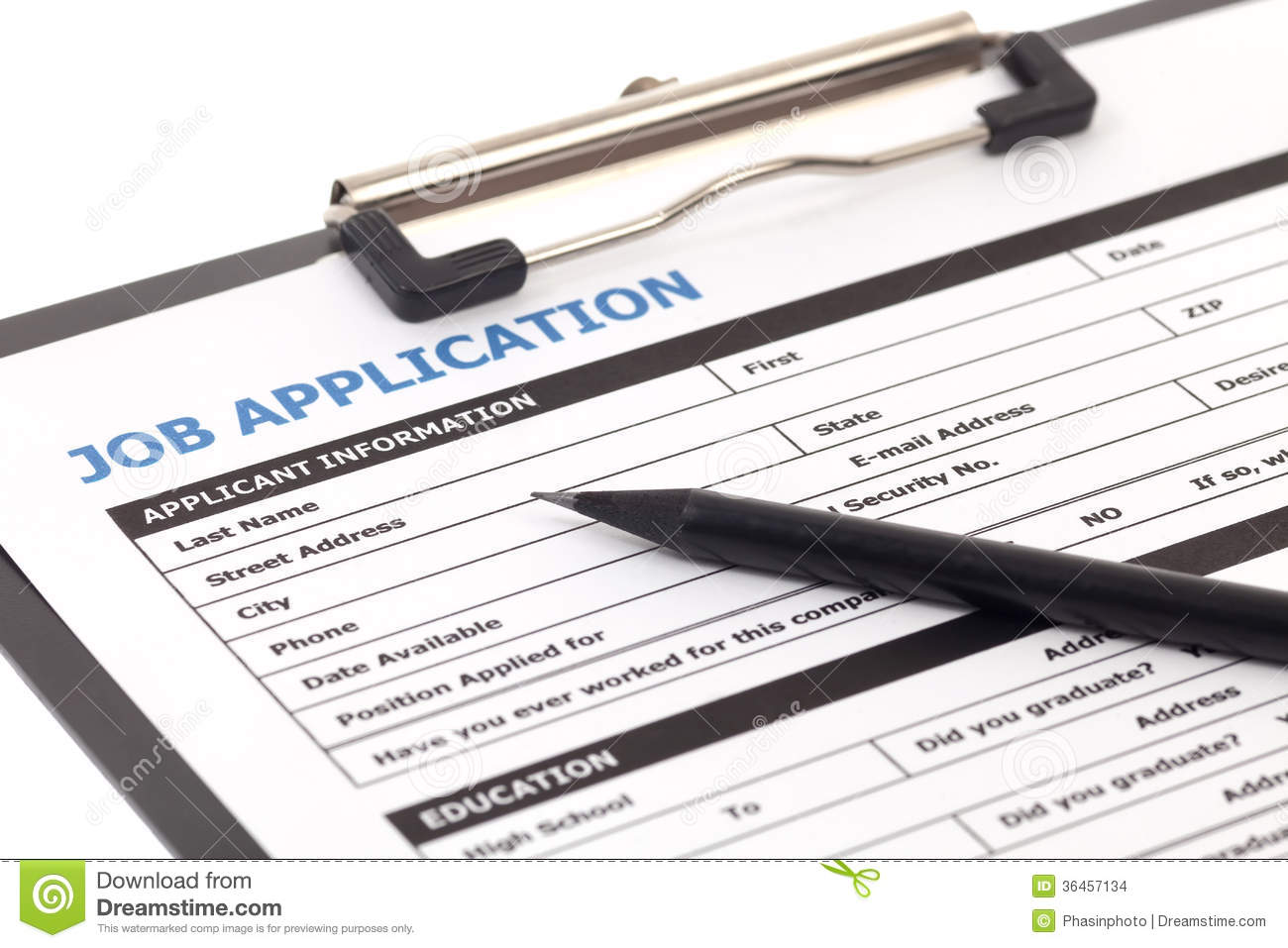 Work application clipart freeuse Local Business Leaders Hiring Candidates in STMA, Hanover ... freeuse
