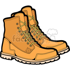 Work shoe men clipart clip art library library mens work boots in color clipart. Royalty-free clipart # 387424 clip art library library