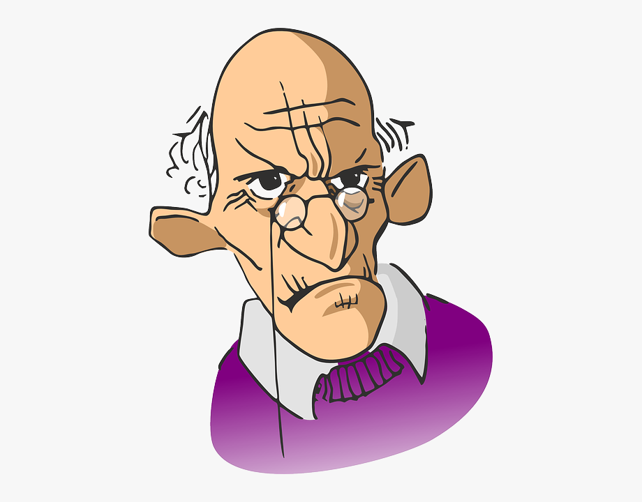 Work cited clipart clip library Works Cited - Cartoon Grumpy Old Man #440353 - Free Cliparts ... clip library