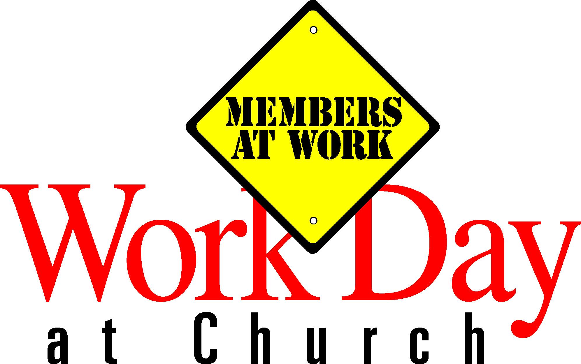 Work days clipart clip art library Church Work Day Clean Up Clip Art Free Ima #351605 ... clip art library