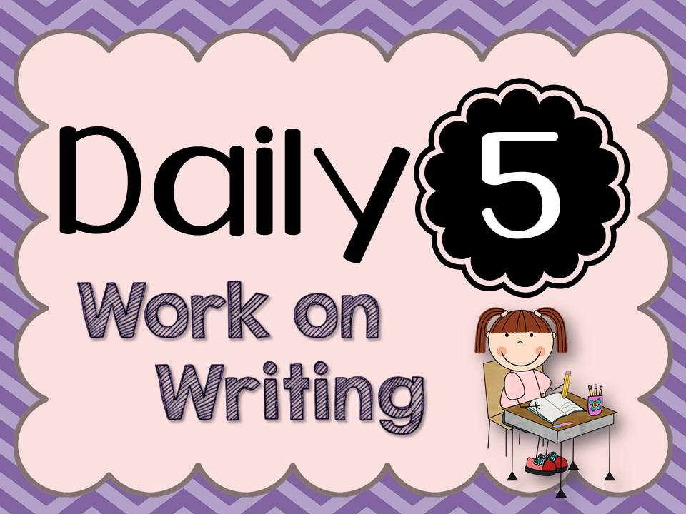Work for tips clipart clipart transparent download Word work tori\'teacher tips daily 5 work on writing lots of ... clipart transparent download