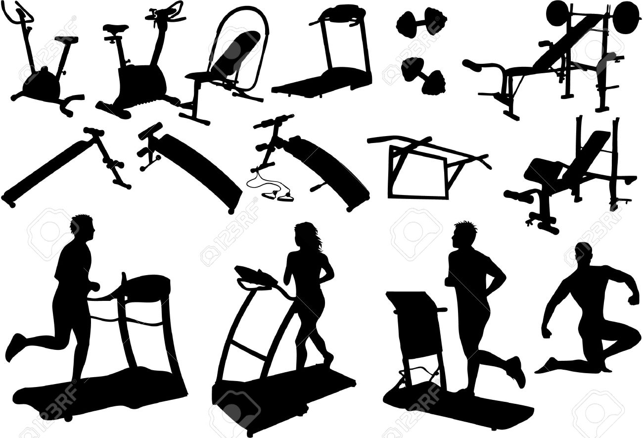 Work out equipment clipart clip library Gymnastics equipment clipart - ClipartFest clip library