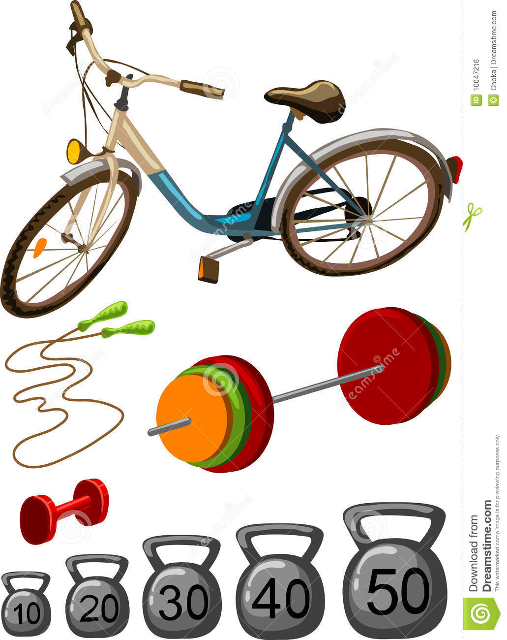 Work out equipment clipart clip black and white Gym Equipment Clipart - Clipart Kid clip black and white