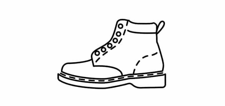 Work shoe men clipart png royalty free Best Minimalist Work Boots (September-2019) - Work Boots Review png royalty free