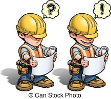 Worker and manager clipart svg library library Construction manager Vector Clipart EPS Images. 11,899 ... svg library library